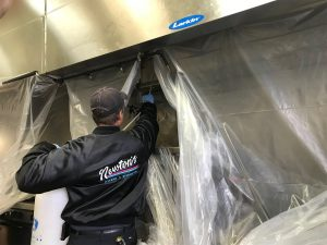 Kitchen Exhaust Cleaning | Commercial Kitchen Exhaust System Cleaning Newtons Cleaning