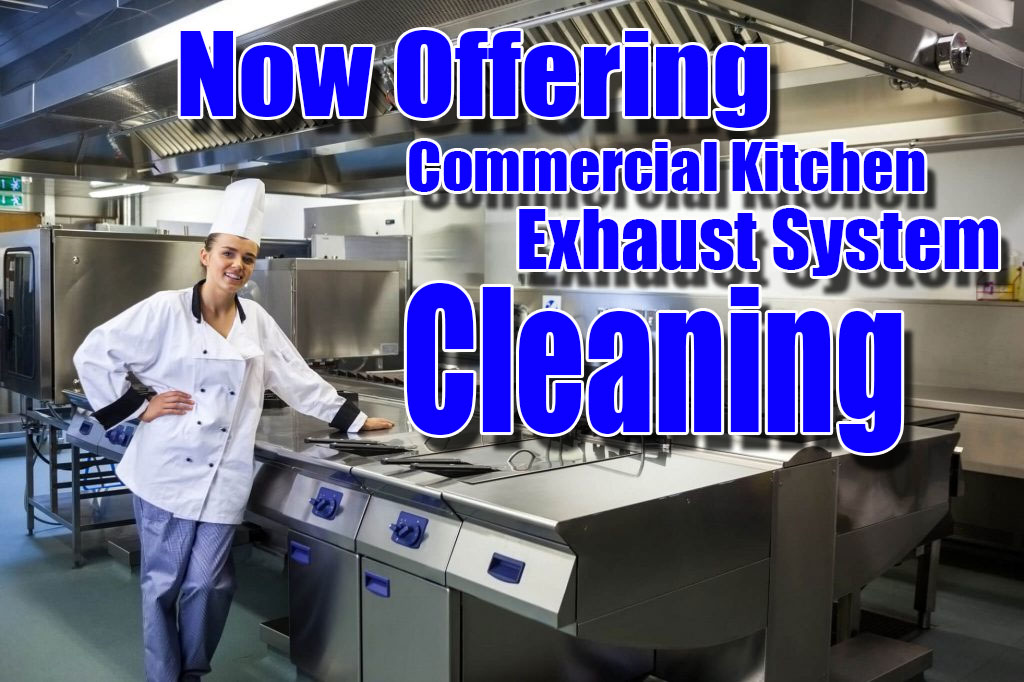Commercial Kitchen Exhaust Hood Maintenance